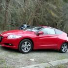 Honda CR-Z Review – 2012 Manual Sport, Passenger Side 3