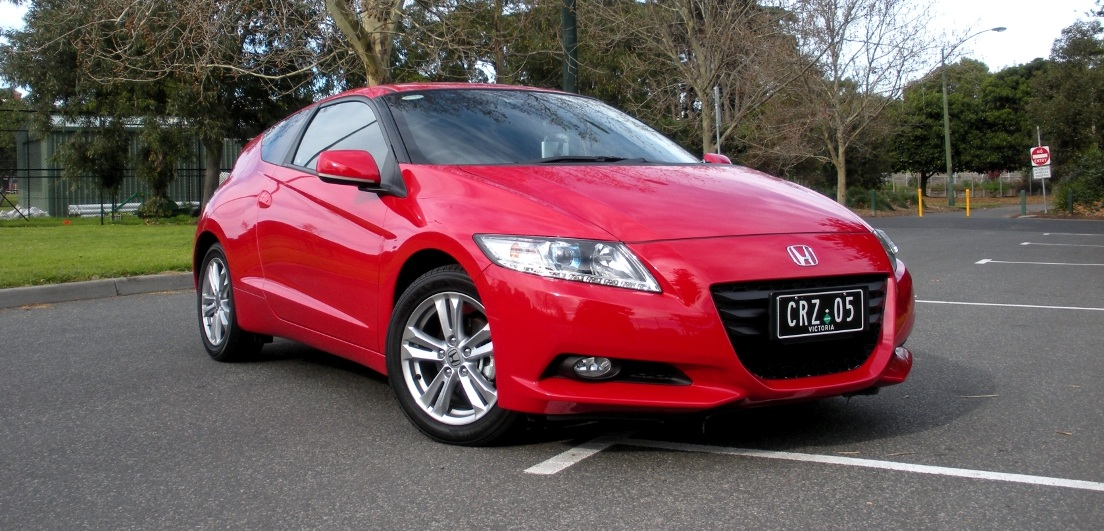 Honda CR-Z Review – 2012 Manual Sport