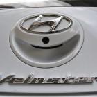 Hyundai Veloster Review – 2012 Manual, Hyundai Logo