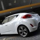 Hyundai Veloster Review – 2012 Manual, Rear Light