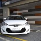 Hyundai Veloster Review – 2012 Manual, Front