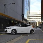 Hyundai Veloster Review – 2012 Manual, Passenger Side 2