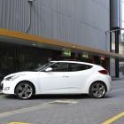 Hyundai Veloster Review – 2012 Manual, Passenger Side 3