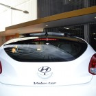 Hyundai Veloster Review – 2012 Manual, Rear Windshield
