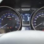Hyundai Veloster Review – 2012 Manual, Petrol Gauge