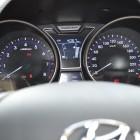 Hyundai Veloster Review – 2012 Manual, Petrol Gauge 2