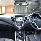 Hyundai Veloster Review – 2012 Manual, Full Dashboard