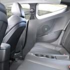Hyundai Veloster Review – 2012 Manual, Back Seat