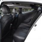 Hyundai Veloster Review – 2012 Manual, Rear Seats