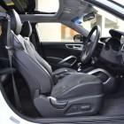 Hyundai Veloster Review – 2012 Manual, Front Seats