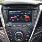 Hyundai Veloster Review – 2012 Manual, Display Climate