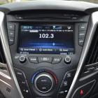 Hyundai Veloster Review – 2012 Manual, Display Radio 2