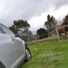 Kia Sportage Review - 2012 SLi Diesel Automatic, Side Shot