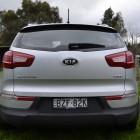 Kia Sportage Review - 2012 SLi Diesel Automatic, Full Rear