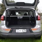 Kia Sportage Review - 2012 SLi Diesel Automatic, Storage