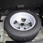Kia Sportage Review - 2012 SLi Diesel Automatic, Spare Tire