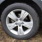 Kia Sportage Review - 2012 SLi Diesel Automatic, Tire