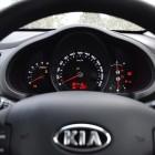 Kia Sportage Review - 2012 SLi Diesel Automatic, Gauges