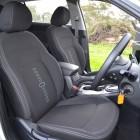 Kia Sportage Review - 2012 SLi Diesel Automatic, Front Seats
