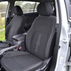 Kia Sportage Review - 2012 SLi Diesel Automatic, Front Seats 2