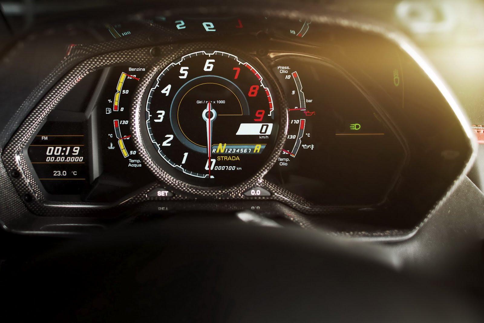 Mansory tuned lamborghini aventador carbonado - Lamborghini aventador interior wallpaper ...