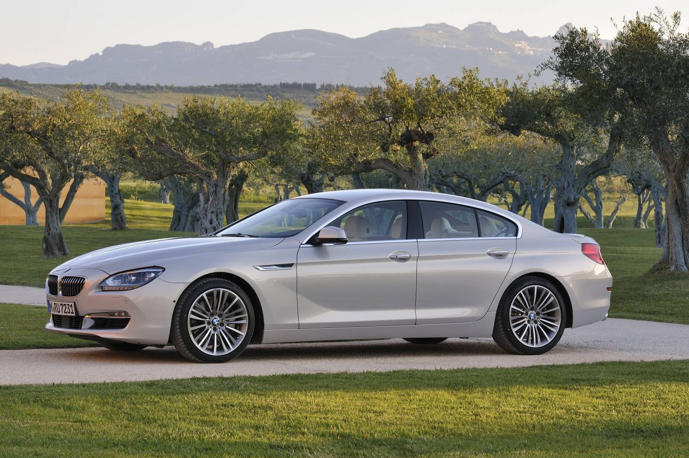 BMW Cars - News: 6-Series Gran Coupé on sale