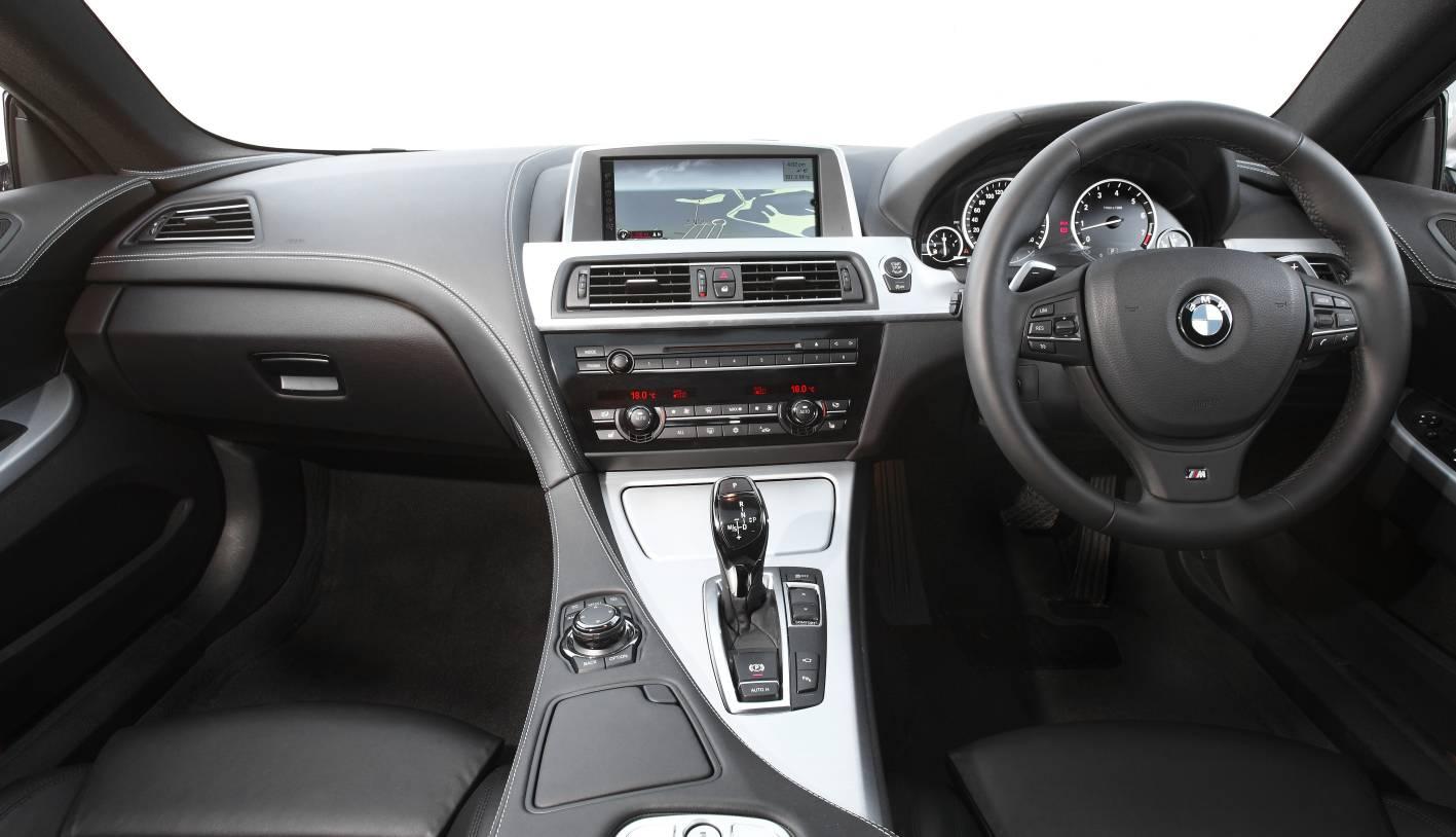 BMW Cars News 6 Series Gran Coup On Sale