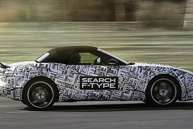 jaguar f-type confirmed for australian international motor show