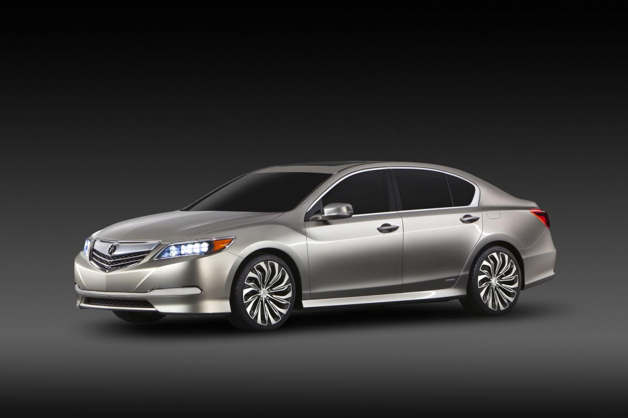 2014 Acura Rlx Previews Next Honda Legend Forcegt Com