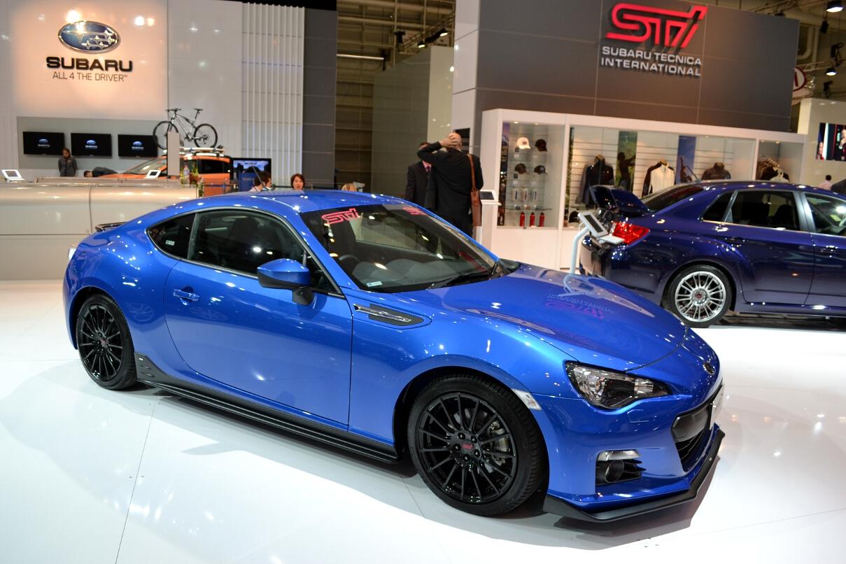 Subaru Cars News Brz Turbo Reportedly In Development