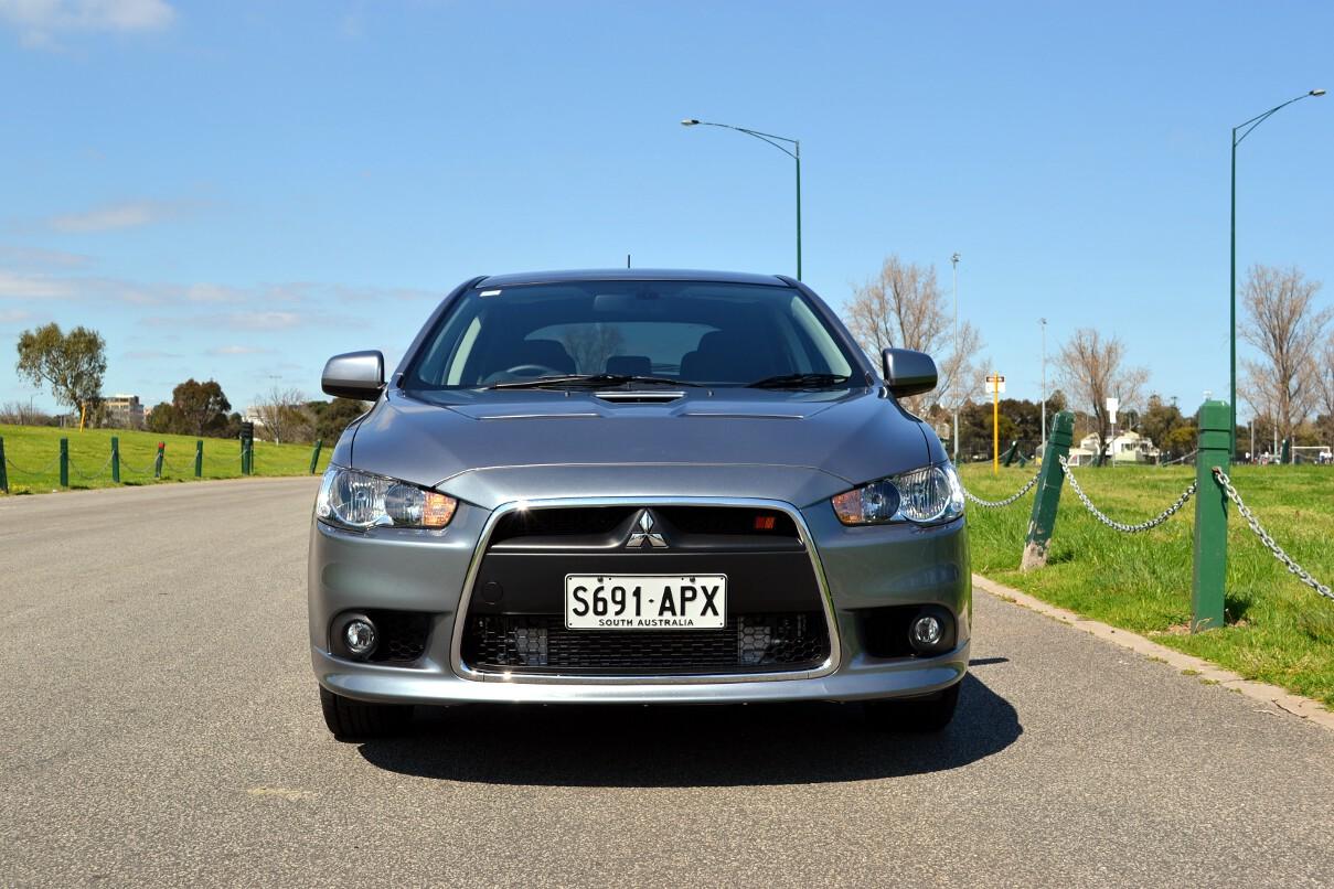 Mitsubishi Lancer Ralliart Review on 4 6 Triton Engine Review