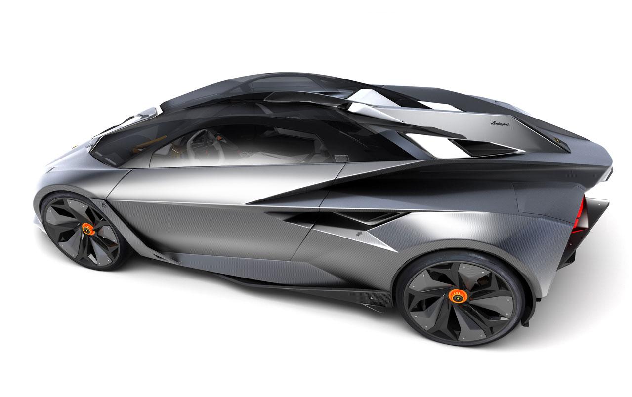 2017 Lambo Gallardo >> Lamborghini Perdigón Concept to Rival Bugatti Veyron? - ForceGT.com