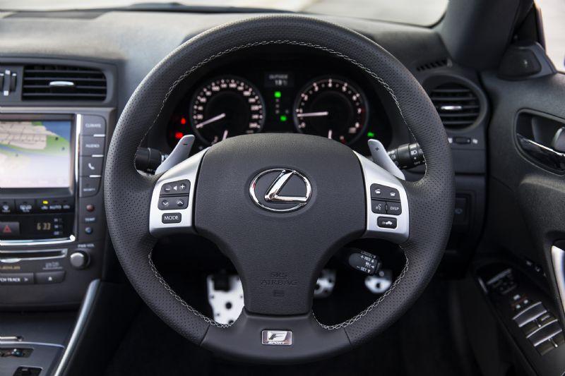 Lexus Cars - News: IS250C F Sport arrives in Australia