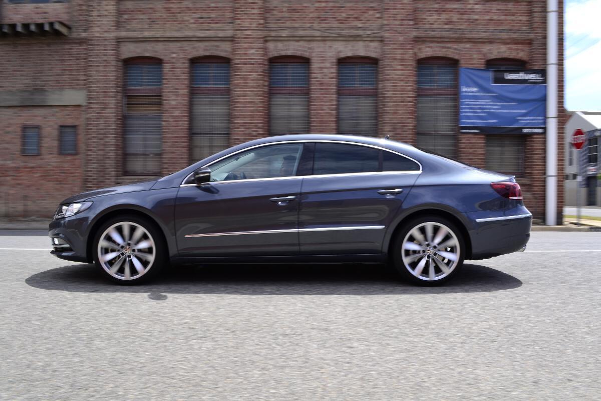 Volkswagen CC Review: 2012 CC
