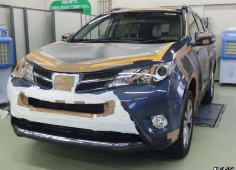 2013 toyota rav4 leaked ahead of la show debut. Black Bedroom Furniture Sets. Home Design Ideas