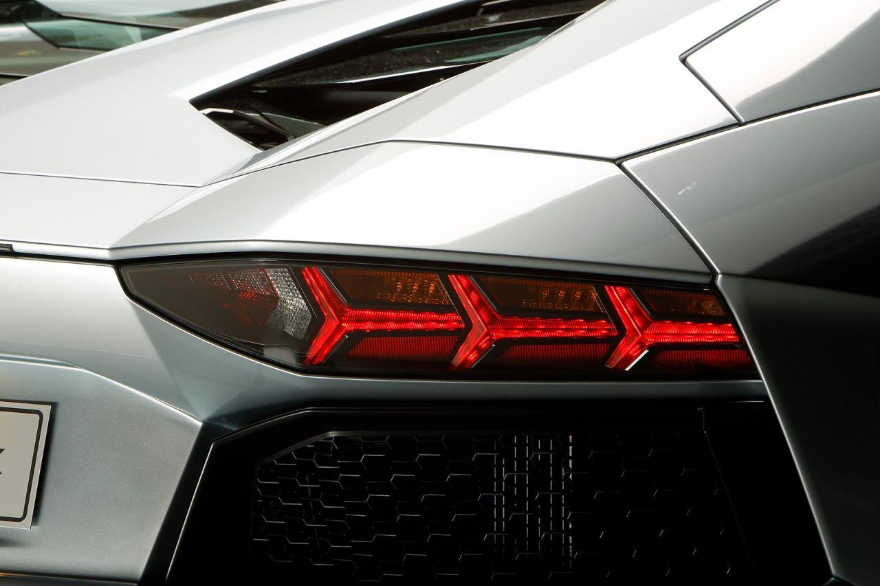 Lamborghini lifts the lid on Aventador Roadster - ForceGT.com