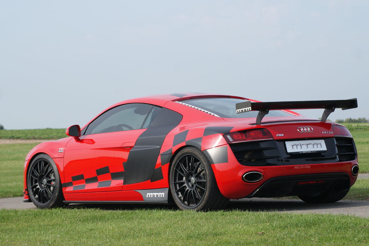 MTM Offers Audi R8 GT Performance Package - ForceGT.com