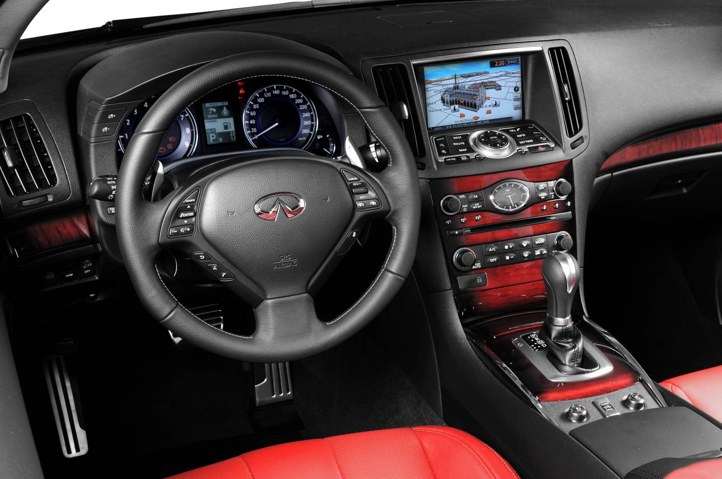 Infiniti Cars News G37 Pricing Amp Specifications