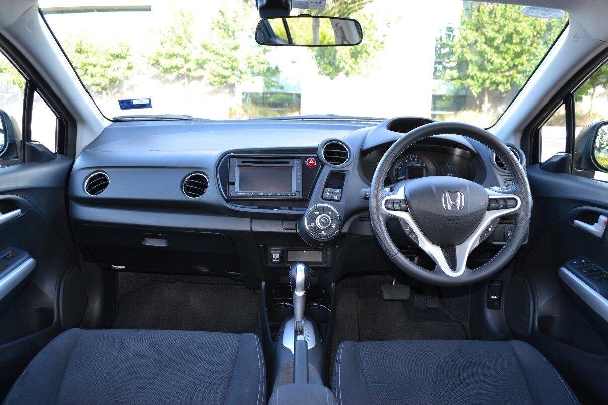 2012 Honda Insight Review 10 Forcegt Com
