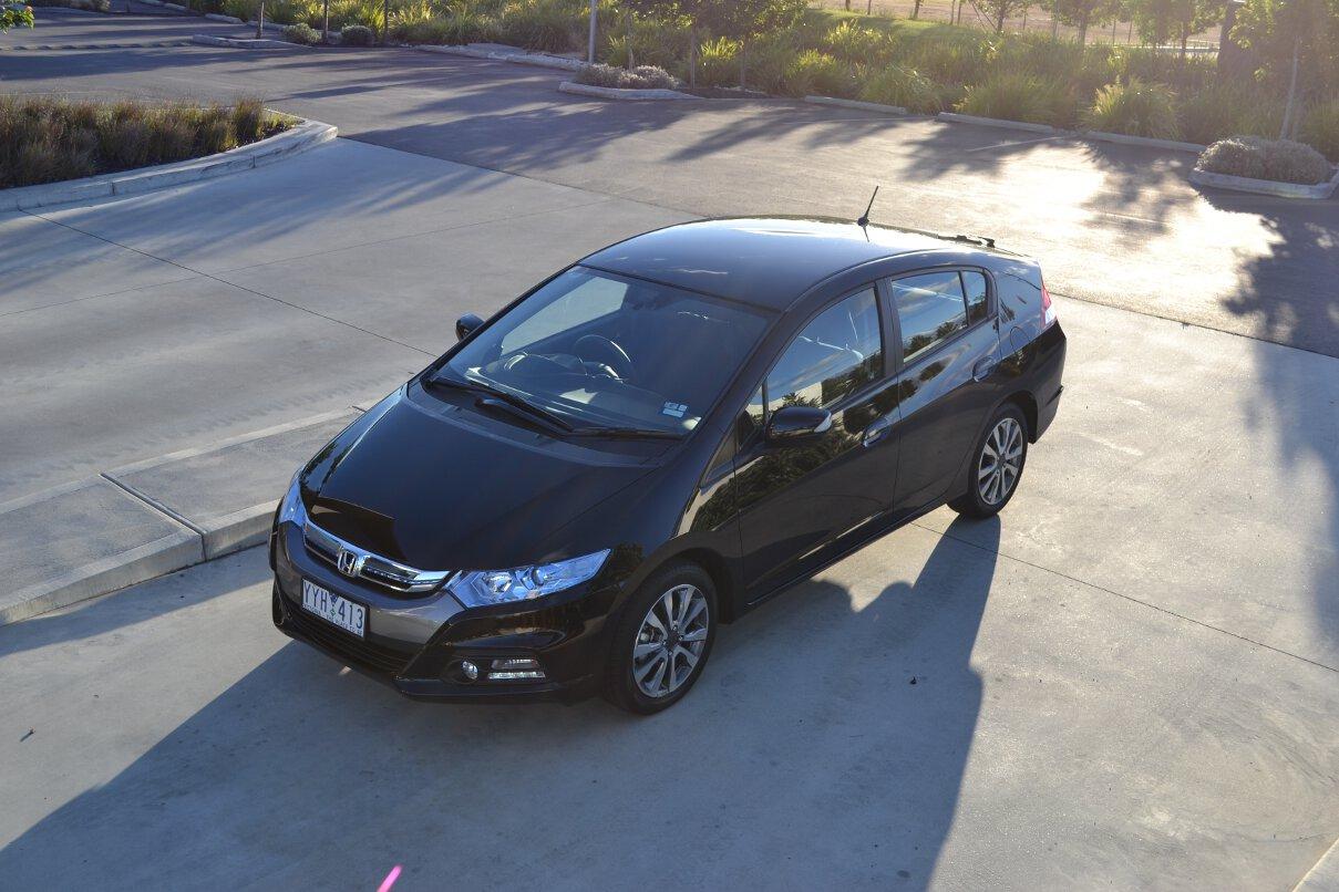 Honda Insight Review: 2012 Insight Hybrid