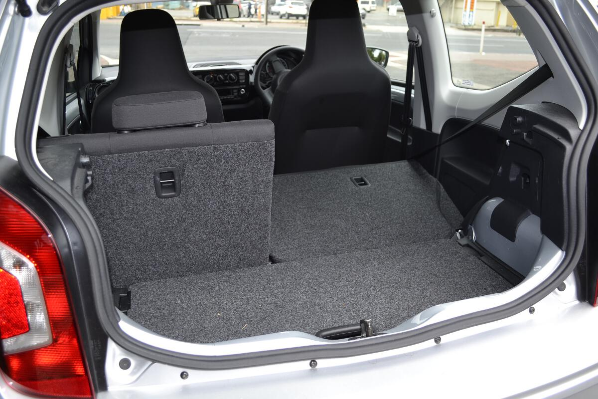 2012 Vw Up Interior 7 Forcegt Com