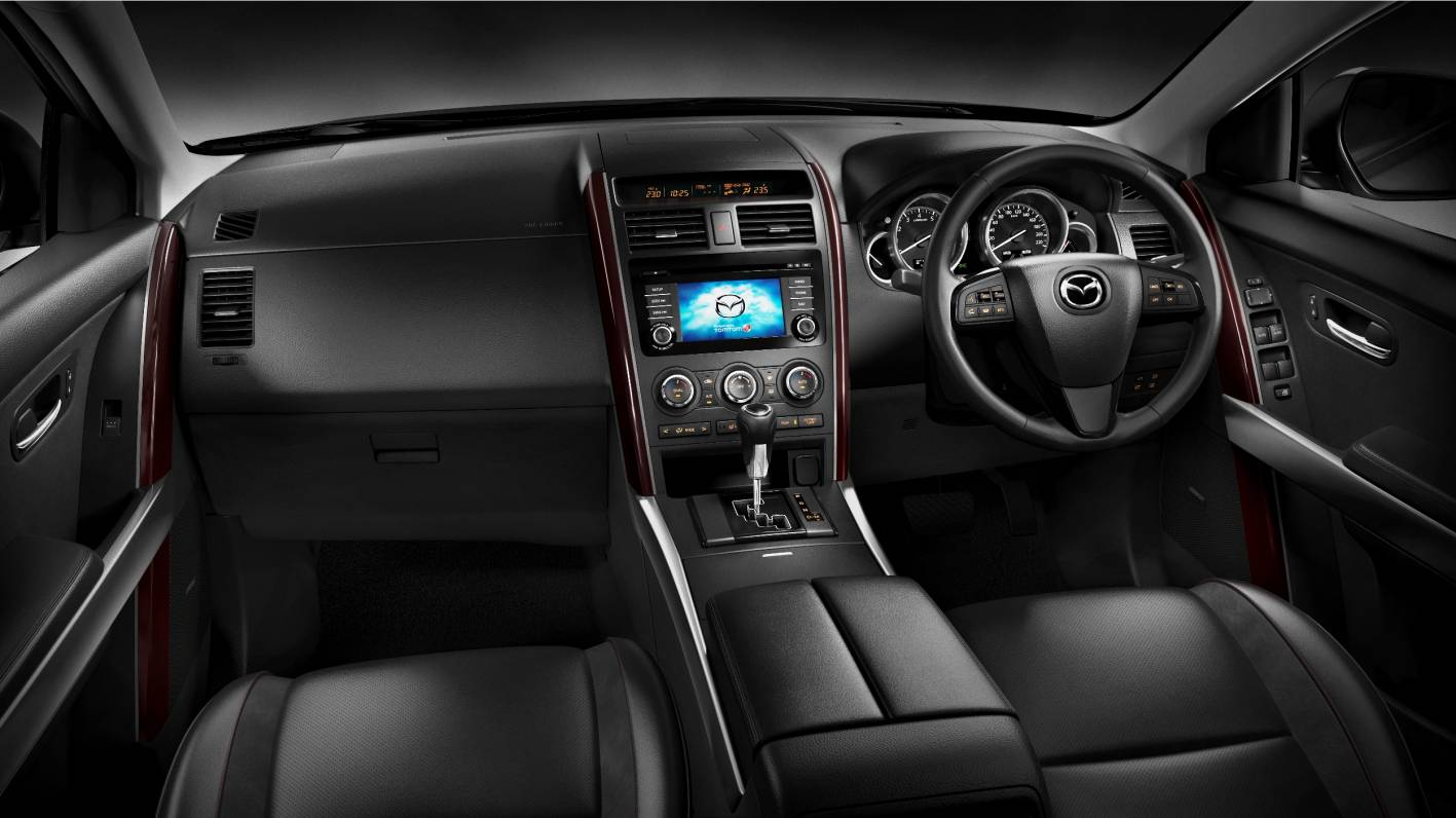 2013 Mazda Cx 9 Interior 1 Forcegt Com