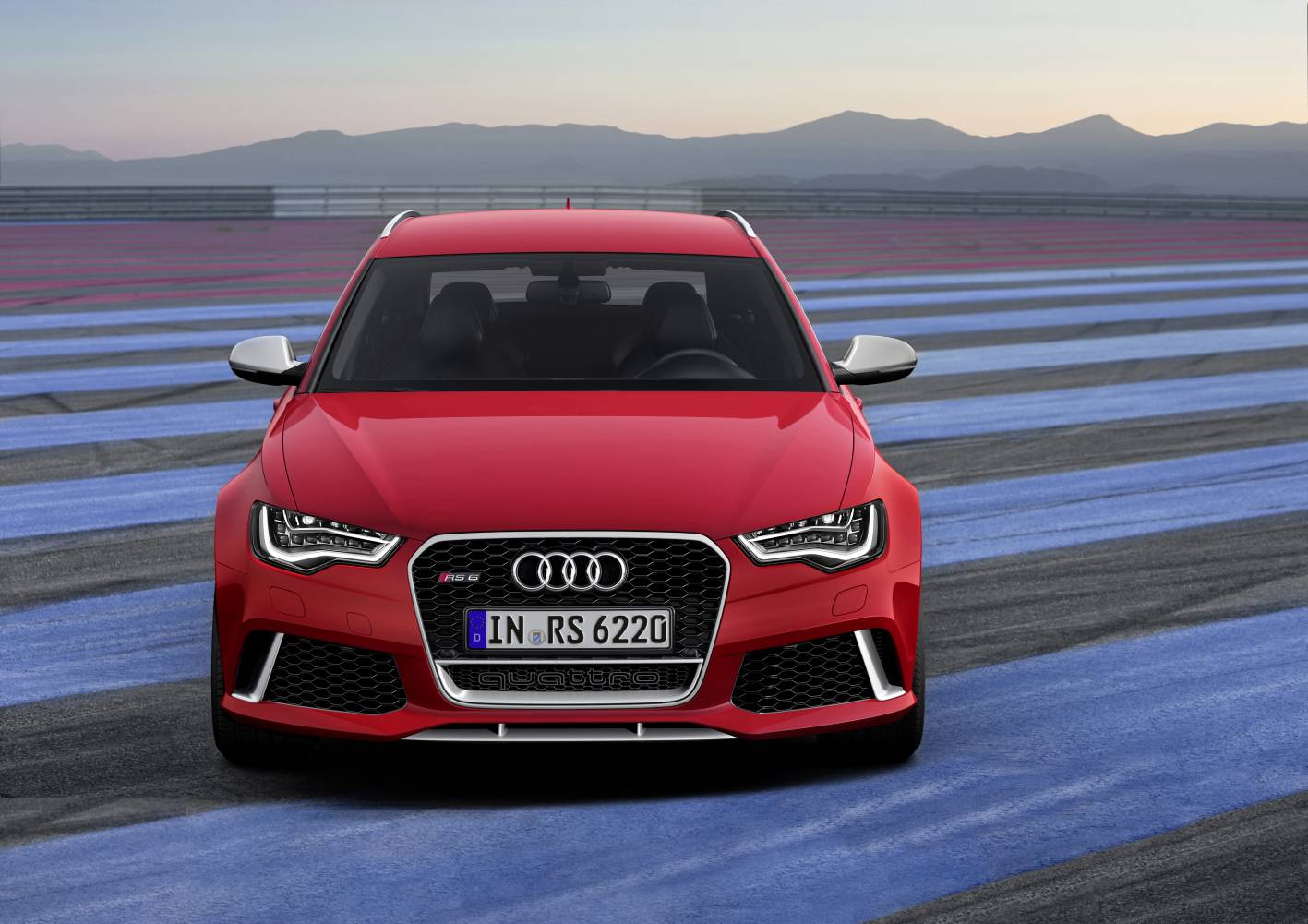 2013 Audi RS6 Avant unveiled. 0-100km/h in 3.9s - ForceGT.com