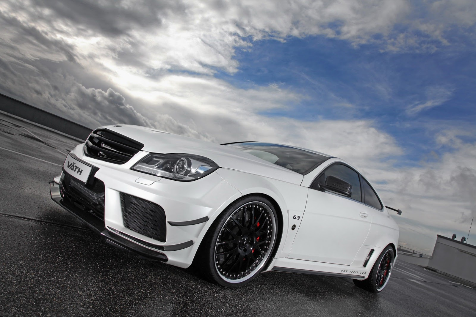 Vath Offers Mercedes C63 Amg Black Series Performance Package Forcegt Com