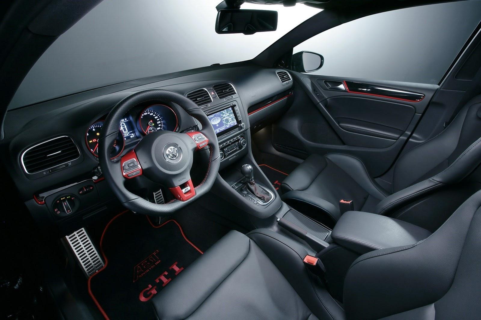 Volkswagen Cars News Abt Tuned Mk6 Golf Gti