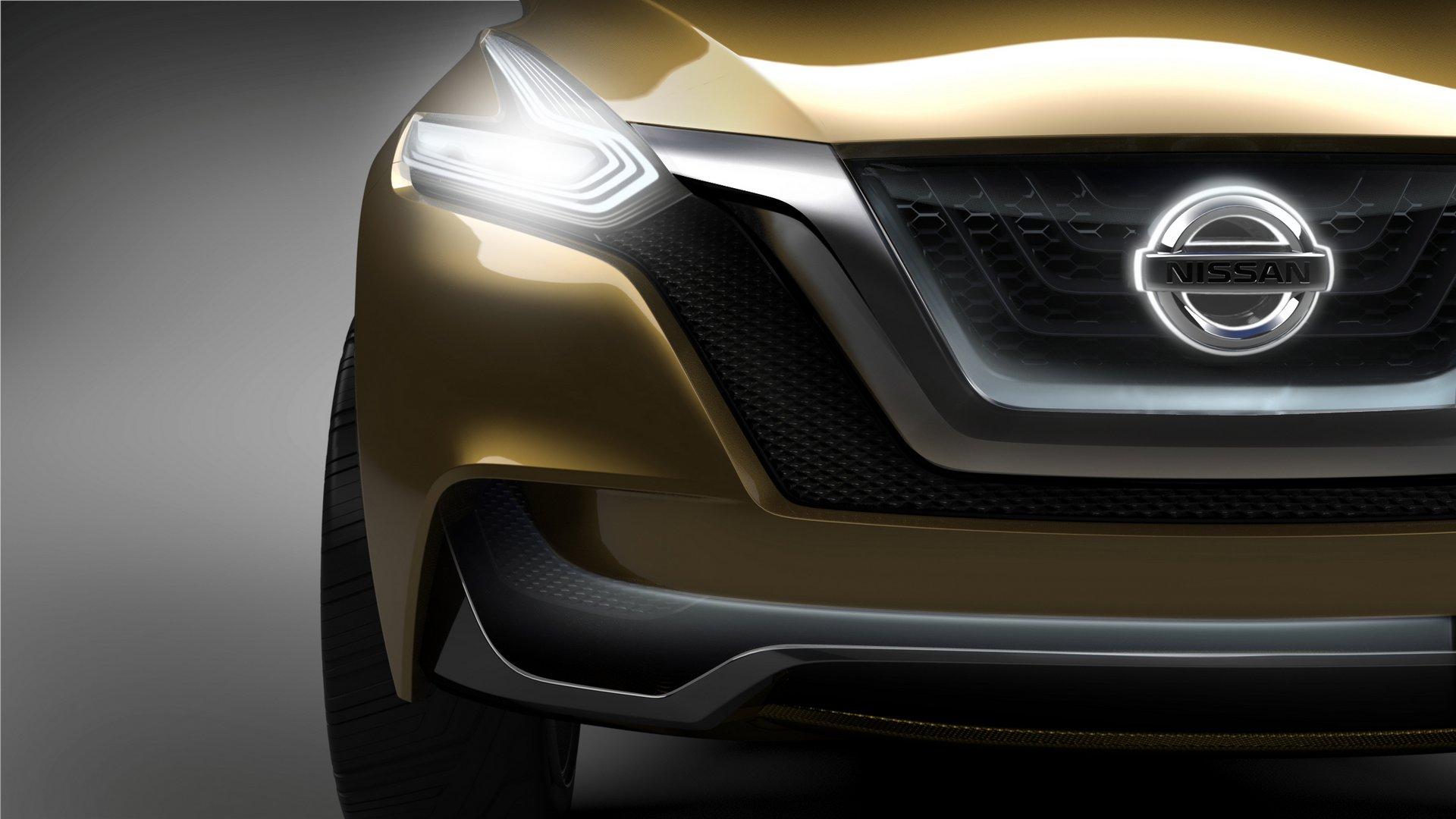 Nissan Cars - News: Resonance Concept hints at future SUV