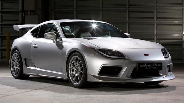 2014 Toyota Camry Hybrid >> Toyota Tuning: Gazoo Racing GRMN Sports FR Concept
