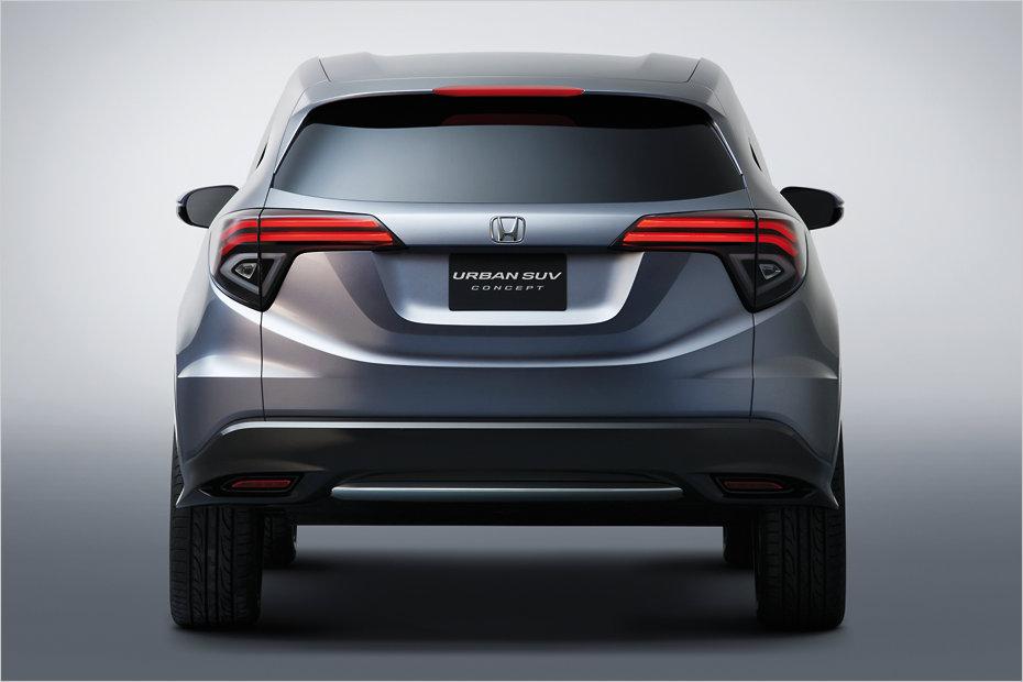 Honda Cars News Urban Suv Concept Revealed