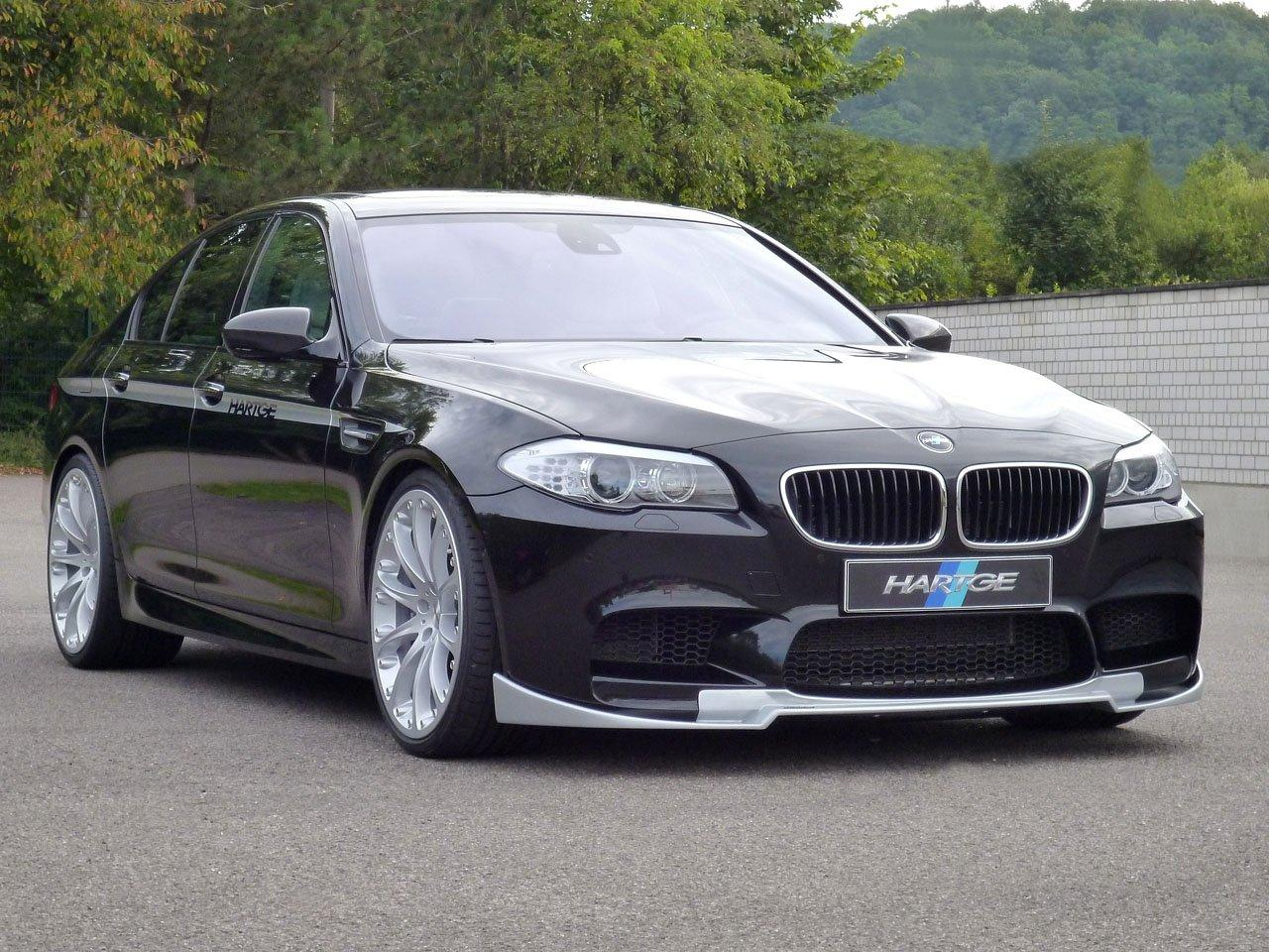 2018 Bmw 4 Series Review >> Hartge rolls out BMW M5 tuning package - ForceGT.com