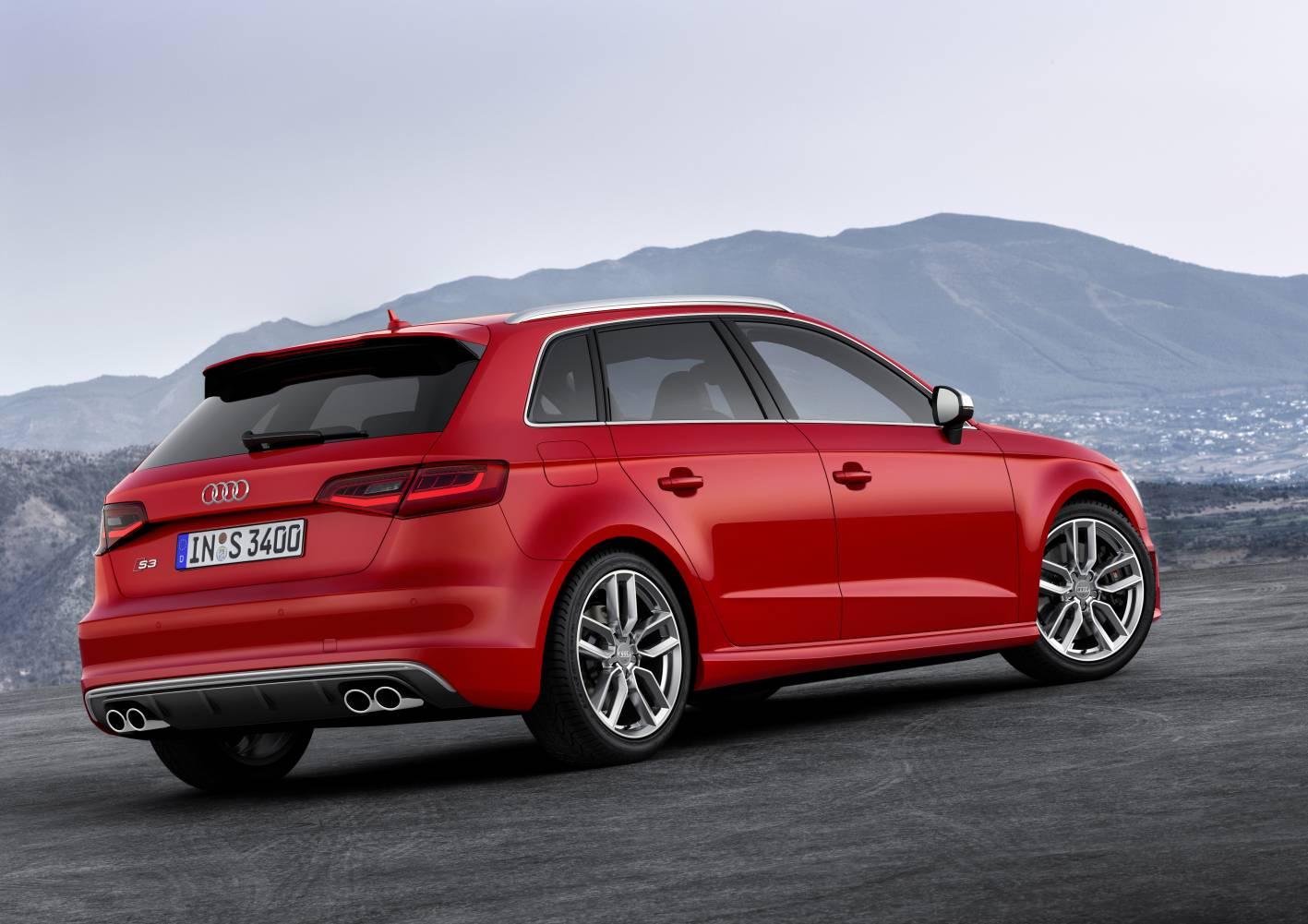 2013 Audi S3 Sportback Revealed Arriving In Australia